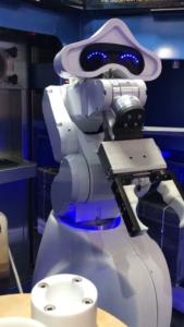 cecream Robot